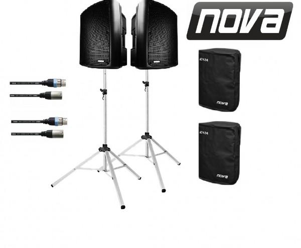 NOVA iC12 A Aktivboxen Bundle