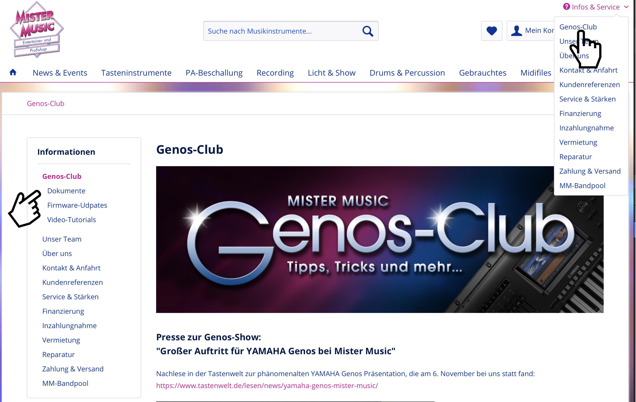 Genos-Club